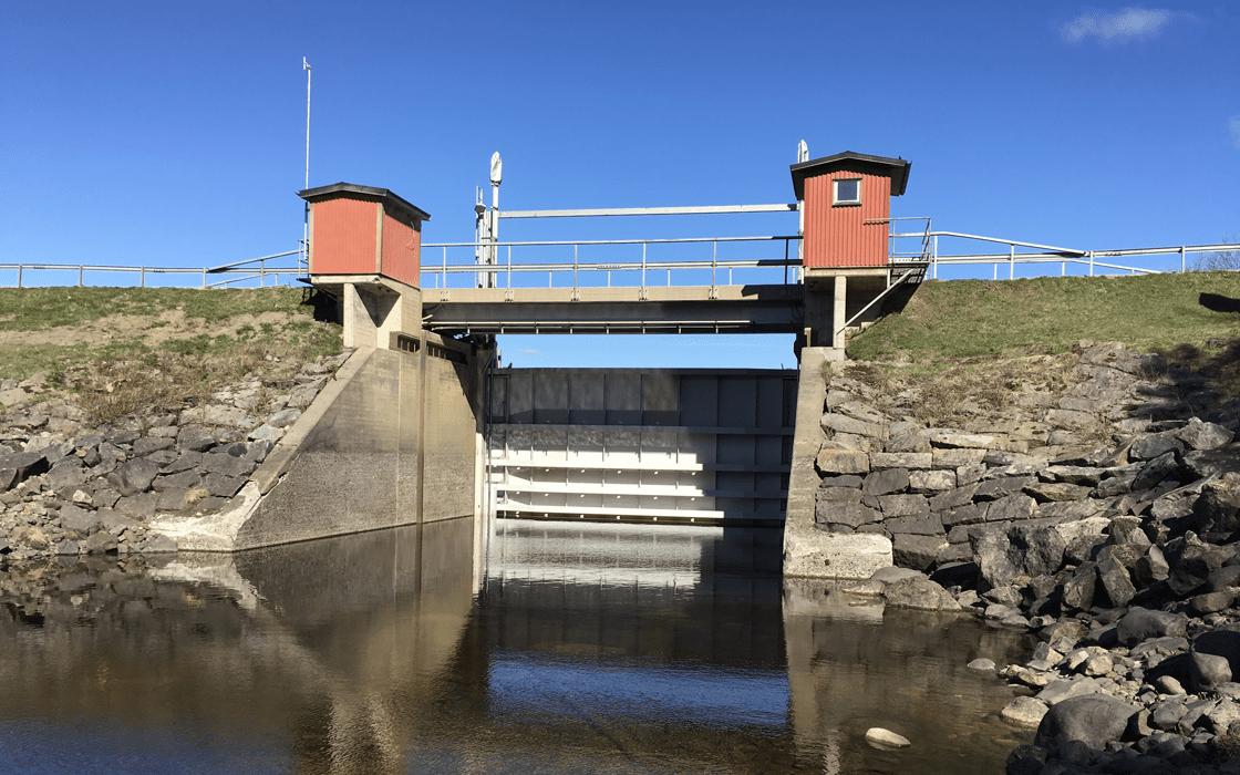 Flåsjön, Fjällsjöälven