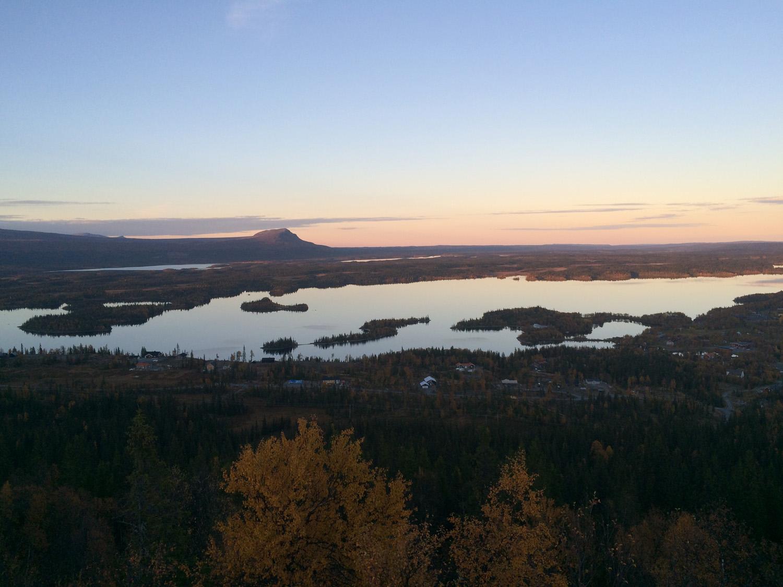 Kultsjön, Åseleälven